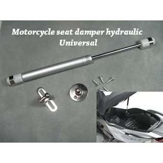 Universal seat damper hydraulics
