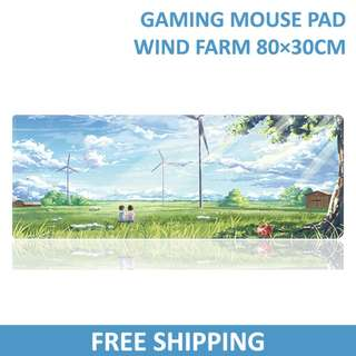 Wind Farm Gaming Mouse Pad / Mousepad