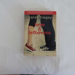 Love & Leftovers by Sarah Tregay