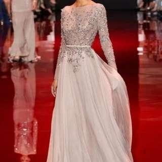 Evening Gowns Dinner Dress for Rent! Long