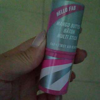 First Aid Beauty Multi Stick in Champagne