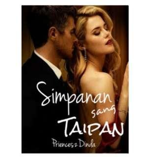 Ebook Simpanan sang Taipan - PrienceszDinda
