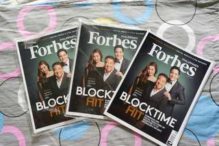 ALDUB: Forbes' Magazine Cover