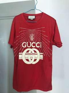 Gucci crystal tee