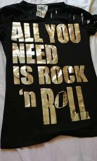 Rock and Roll Shirt