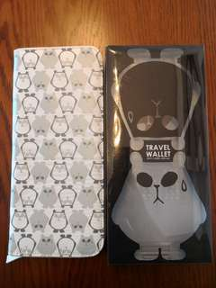 Panda Travel Wallet