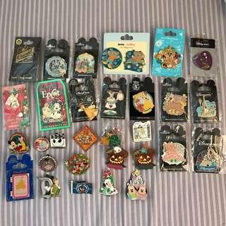 FT ISO Disney Pin - 交換迪士尼襟章