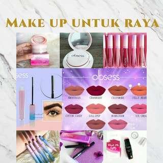 Makeup untuk Raya