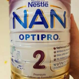 Nan Optipro Stage 2 900g