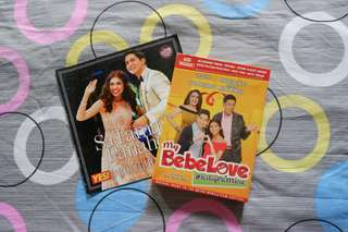 ALDUB My Bebe Love DVD *with free aldub magazine*
