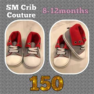 SM Baby Couture Baby Boy Shoes