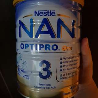 Nan Optigro 3 800g