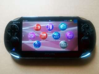PS Vita 1000 (Black)