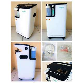 OXYGEN CONCENTRATOR OWGELS 5 LITER HEAVY DUTY (BRAND NEW)