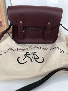 The Cambridge Satchel bag