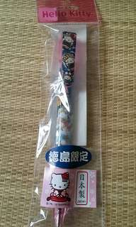 Hello Kitty日本四國德島限定原子筆#日本直送#