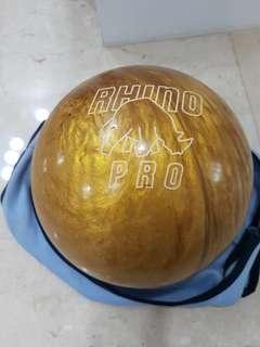 14lbs Bowling Ball (Rhino) for sales