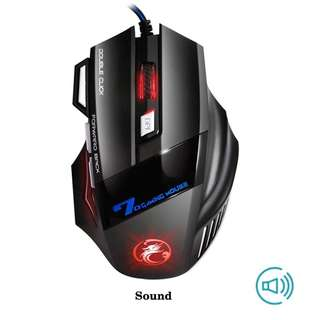 Wired Mouse X7
