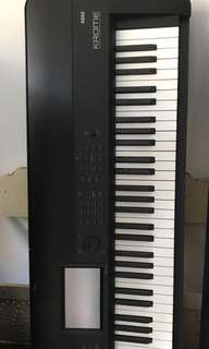 Korg krome 88 keys workstation (pls offer)