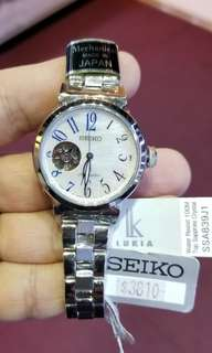 SEIKO LK 貝殼系列 女裝 機械錶