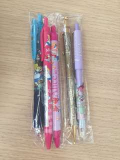 Disney Alice 原子筆/鉛芯筆