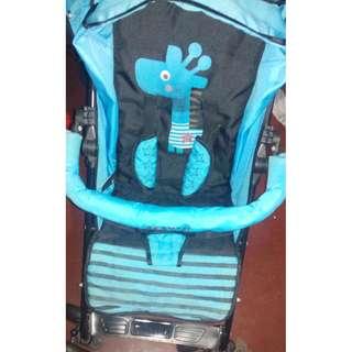 Baby 1st Stroller (BLUE)