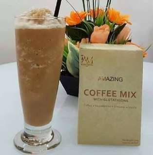 Coffee Mix With Glutathione