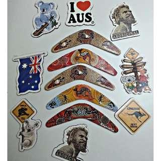 AUSTRALIA - Fridge Magnet (any 2 pcs)