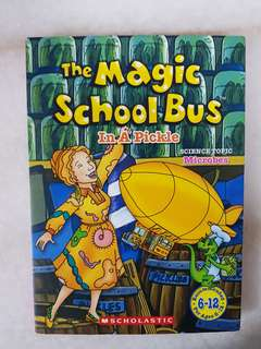The Magic School Bus DVD - In A Pickle