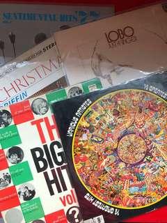 15 Vinyl Records
