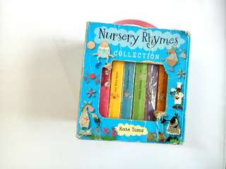Nursery Rhymes Collection by Kate Toms