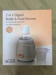 Pre-loved Bottle Warmer