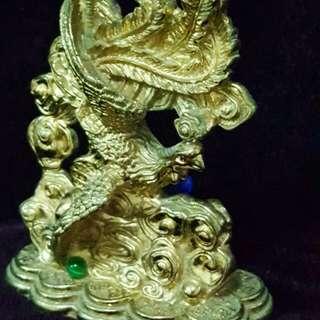 Golden Phonix 吉祥金凤