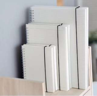 Notebooks for minimalists