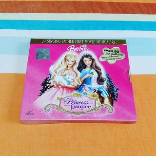Barbie: Princess and the Pauper VCD #Ramadan50