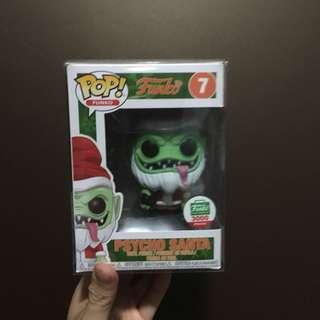 Funko Pop! Psycho Santa Green