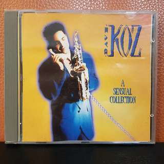 CD》Dave Koz - A Sensual Collection