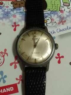 古董瑞士雷達女裝手錶 (行走正常 )