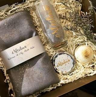 Bridesmaid Gift $40-$120