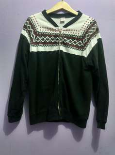 jaket sweater navajo vintage cheswick by toyo enterprise
