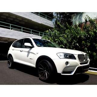 BMW X3 3.0i Auto