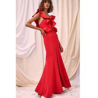 C/MEO COLLECTIVE elation gown