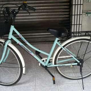 淑女腳踏車
