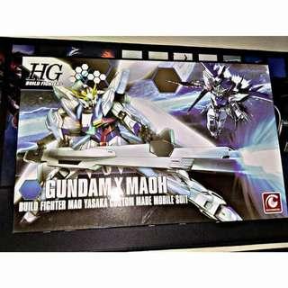 Gundam X Maoh 1/144