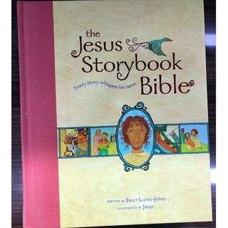 The Jesus Story Bible - Sally Lloyd-Jones