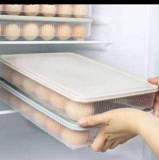Big Size Egg Container( Can Fit 24 Eggs)