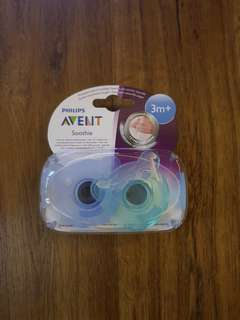 Avent Pacifier / Avent Soothie 3m+
