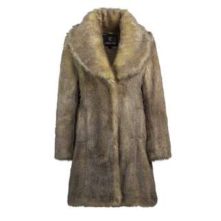 unreal fur elixir coat NEW WITH TAGS
