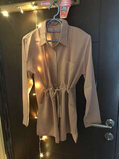 Browny Blouse