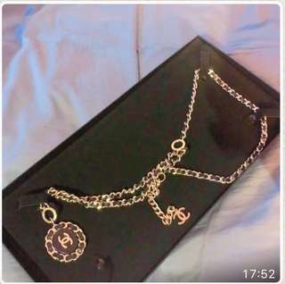 Chanel 腰鏈 Necklace